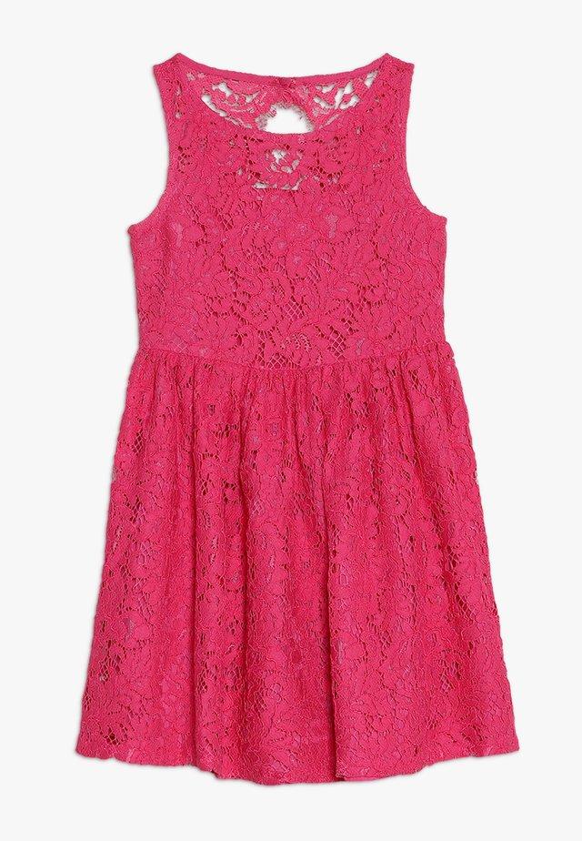 DRESS - Vestido de cóctel - ultra pink