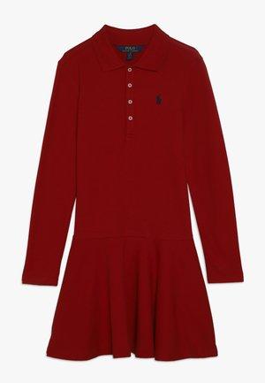 POLO - Robe d'été - red