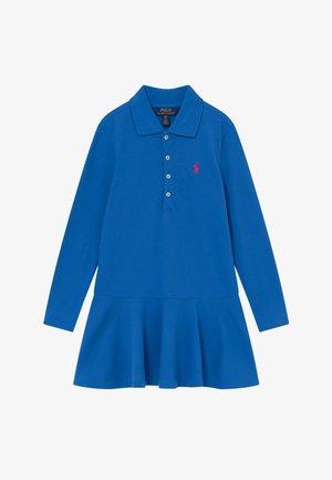 POLO - Denní šaty - colby blue