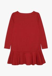 Polo Ralph Lauren - DRESS - Jerseykjole - red - 1