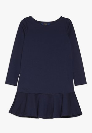 DRESS - Jersey dress - french navy