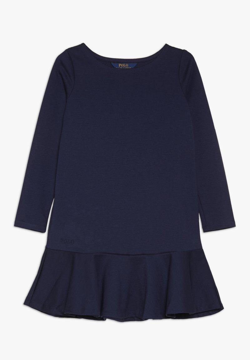 Polo Ralph Lauren - DRESS - Jersey dress - french navy