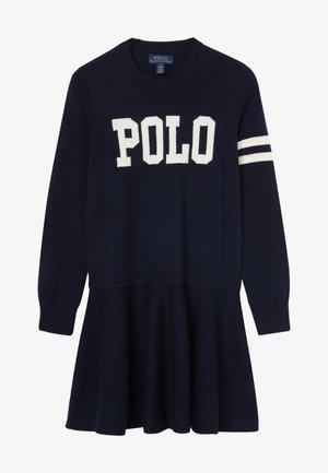 DRESSES - Neulemekko - navy