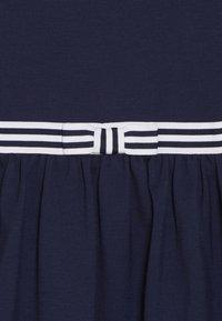 Polo Ralph Lauren - BOW DRESS - Robe en jersey - french navy - 3