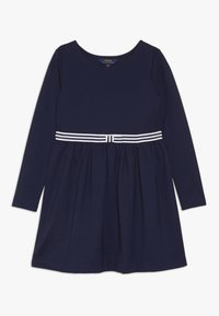 Polo Ralph Lauren - BOW DRESS - Robe en jersey - french navy - 0