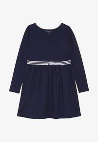 Polo Ralph Lauren - BOW DRESS - Robe en jersey - french navy - 2