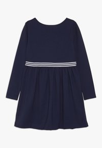 Polo Ralph Lauren - BOW DRESS - Robe en jersey - french navy - 1