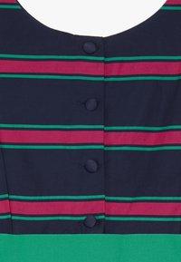 Polo Ralph Lauren - CRICKET DRESSES - Robe d'été - navy multi - 2