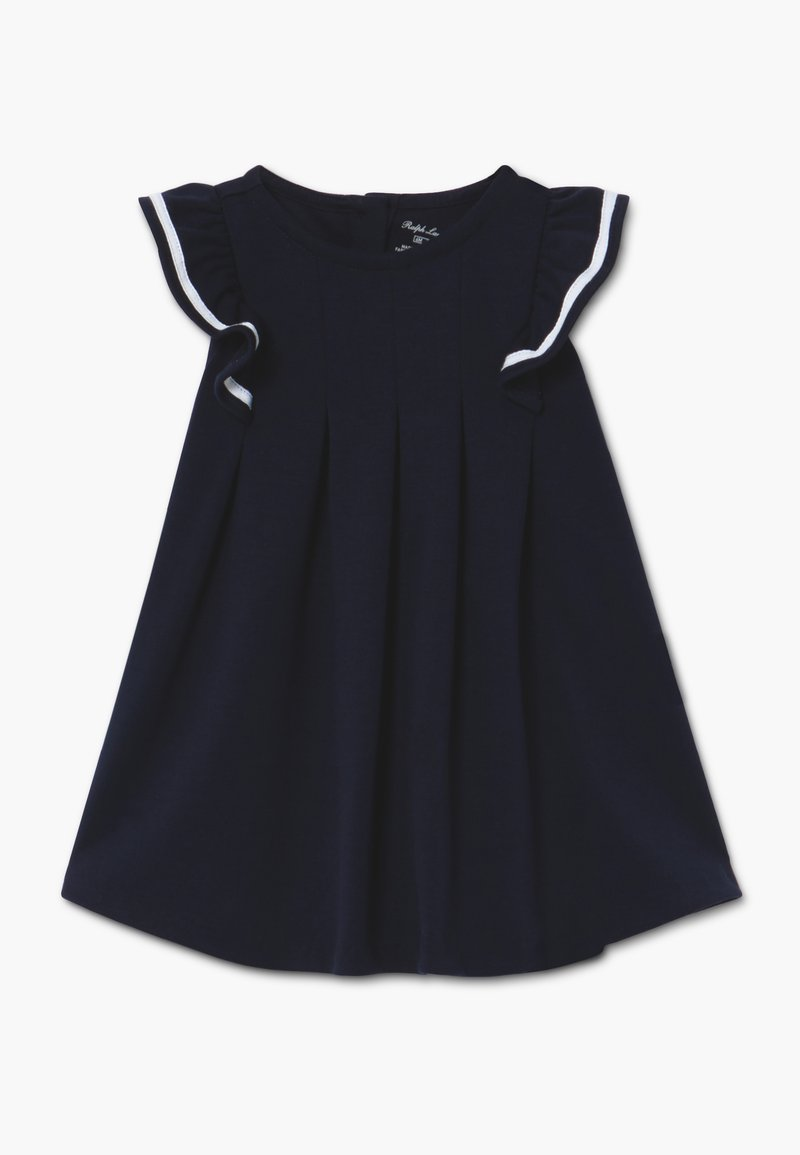 Polo Ralph Lauren - NAUTICAL DRESSES - Vestito di maglina - hunter navy