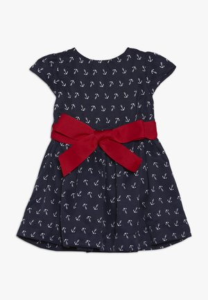 ANCHOR FIT DRESSES - Vestito estivo - anchor print