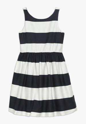 FIT DRESSES - Denní šaty - hunter navy/nevis