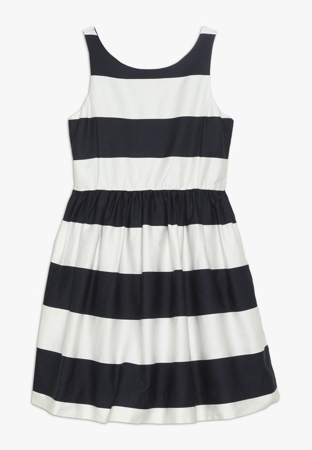 FIT DRESSES - Robe d'été - hunter navy/nevis