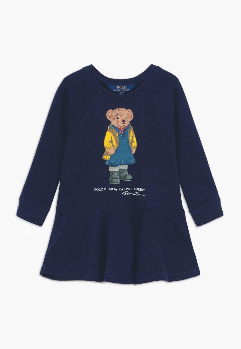 Polo Ralph Lauren - BEAR - Denní šaty - hunter navy