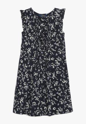 FLORAL PINTU DRESSES - Korte jurk - dark blue
