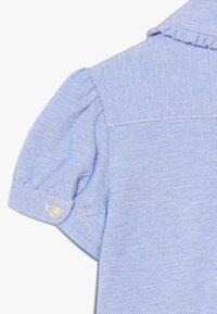 Polo Ralph Lauren - SOLID DRESSES - Denní šaty - harbor island blue - 3