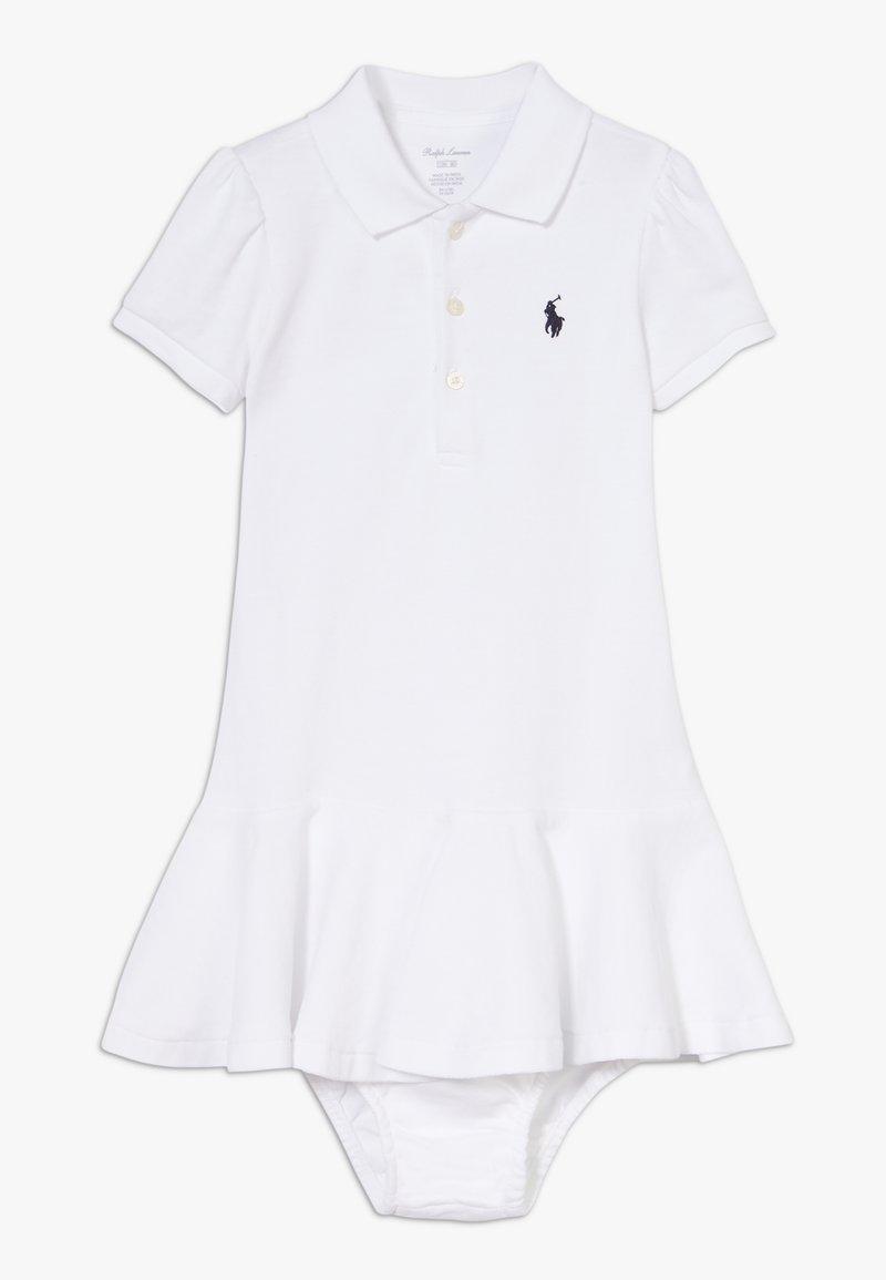 Polo Ralph Lauren - DRESSES SET - Freizeitkleid - white