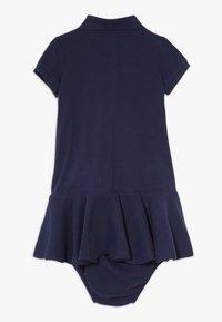 Polo Ralph Lauren - DRESSES SET - Korte jurk - french navy - 1