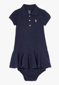 Polo Ralph Lauren - DRESSES SET - Korte jurk - french navy - 0