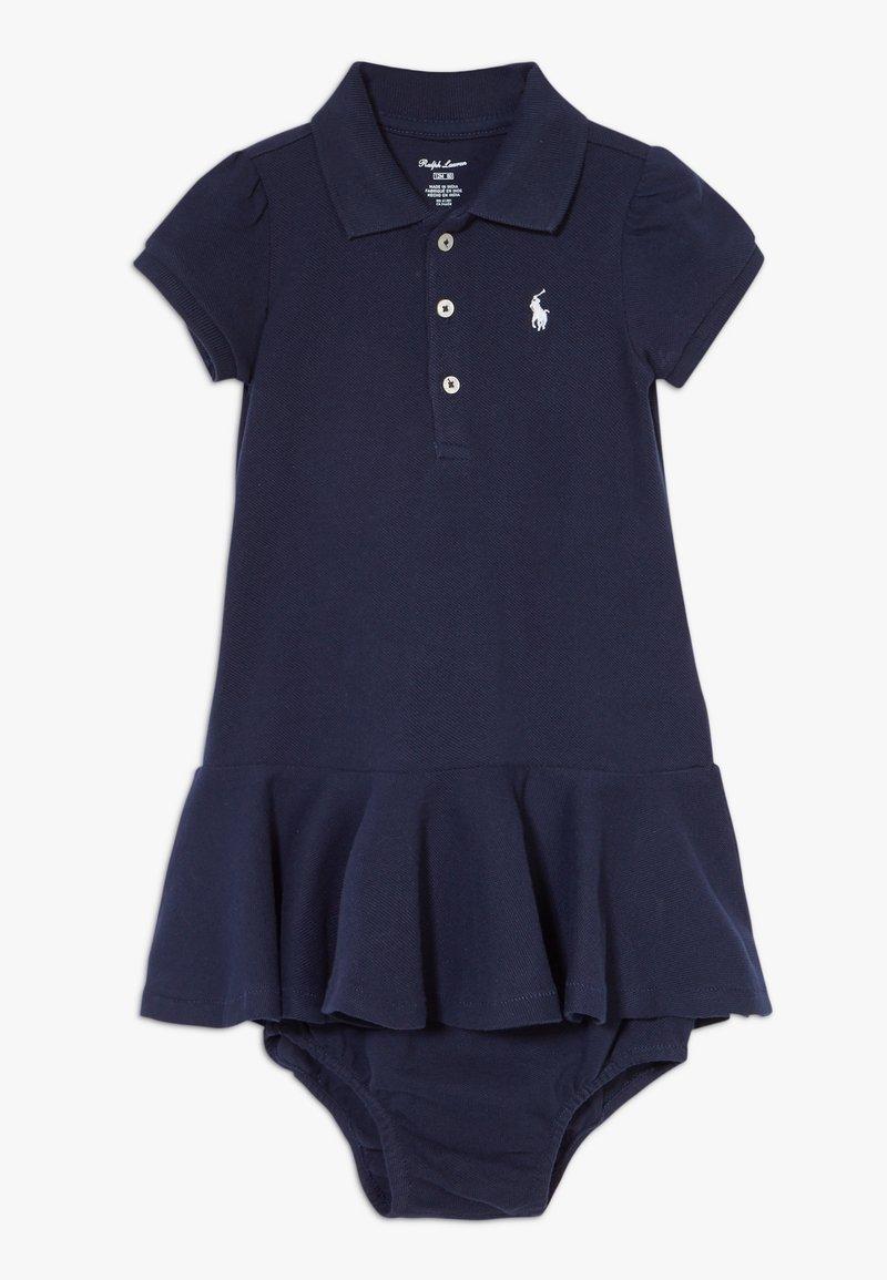 Polo Ralph Lauren - DRESSES SET - Korte jurk - french navy
