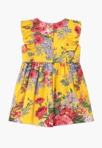 Polo Ralph Lauren - FLORAL - Košilové šaty - yellow - 1