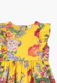 Polo Ralph Lauren - FLORAL - Košilové šaty - yellow - 4