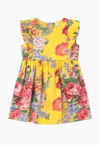 Polo Ralph Lauren - FLORAL - Košilové šaty - yellow - 0