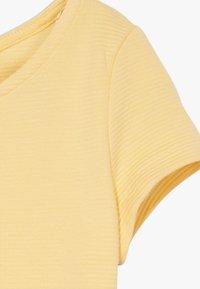 Polo Ralph Lauren - SOLID DRESSES - Vestito di maglina - empire yellow - 4