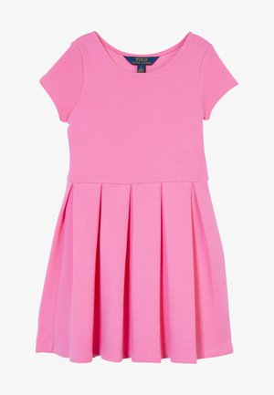 SOLID DRESSES - Vestito di maglina - baja pink