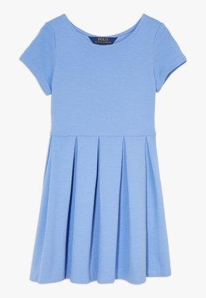 SOLID DRESSES - Jerseyjurk - harbor island blue