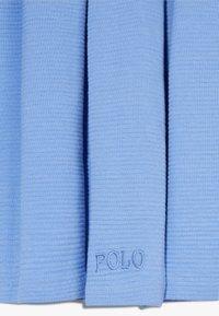 Polo Ralph Lauren - SOLID DRESSES - Žerzejové šaty - harbor island blue - 4