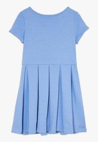 Polo Ralph Lauren - SOLID DRESSES - Žerzejové šaty - harbor island blue - 1