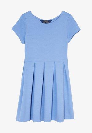 SOLID DRESSES - Žerzejové šaty - harbor island blue
