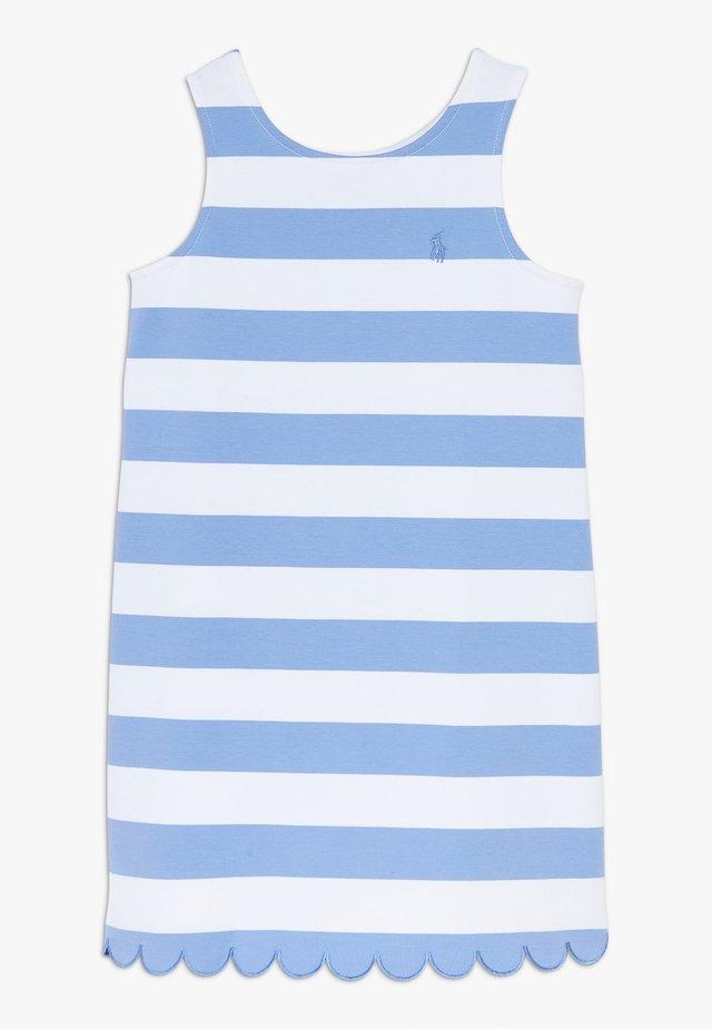 PONTE - Jerseyjurk - harbor island blue/white