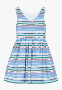 Polo Ralph Lauren - BUTTON  DRESSES - Denní šaty - blue - 0