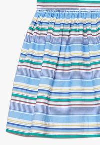 Polo Ralph Lauren - BUTTON  DRESSES - Denní šaty - blue - 2