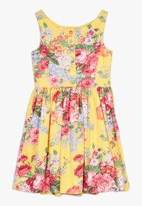 Polo Ralph Lauren - FIT DRESSES - Robe d'été - yellow multi - 1