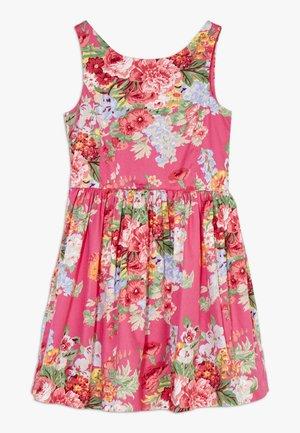 FIT DRESSES - Korte jurk - pink multi