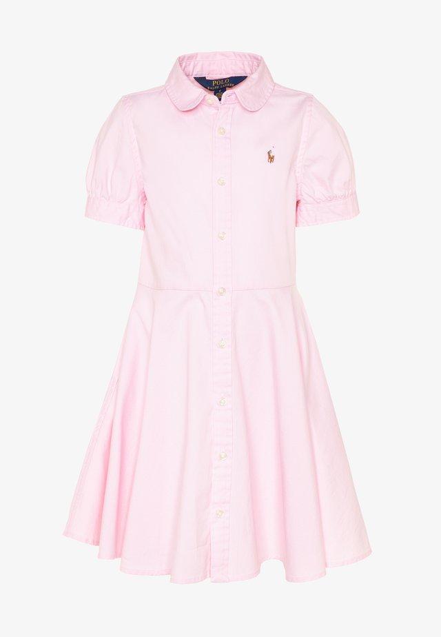 OXFORD DRESSES - Vestido camisero - deco pink