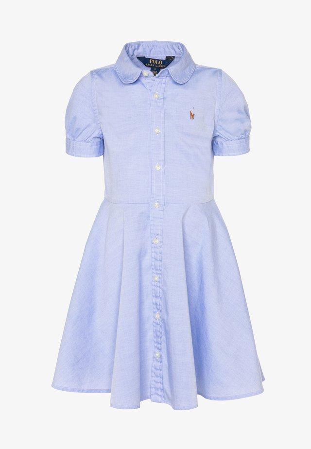 OXFORD DRESSES - Košilové šaty - blue hyacinth