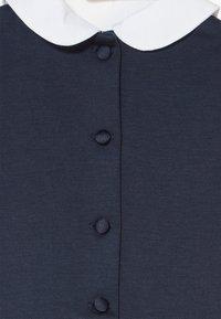 Polo Ralph Lauren - COLLAR DRESSES - Jerseyjurk - navy - 4