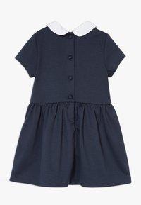 Polo Ralph Lauren - COLLAR DRESSES - Jerseyjurk - navy - 1