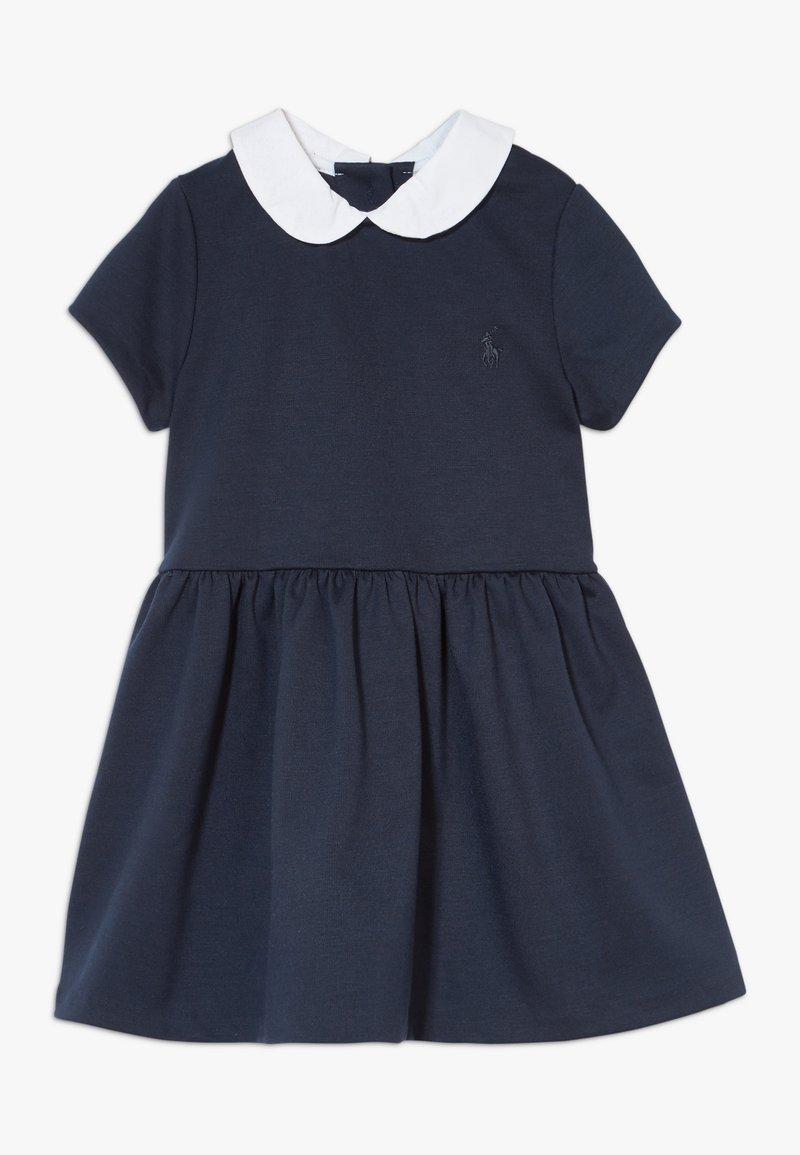 Polo Ralph Lauren - COLLAR DRESSES - Jerseyjurk - navy