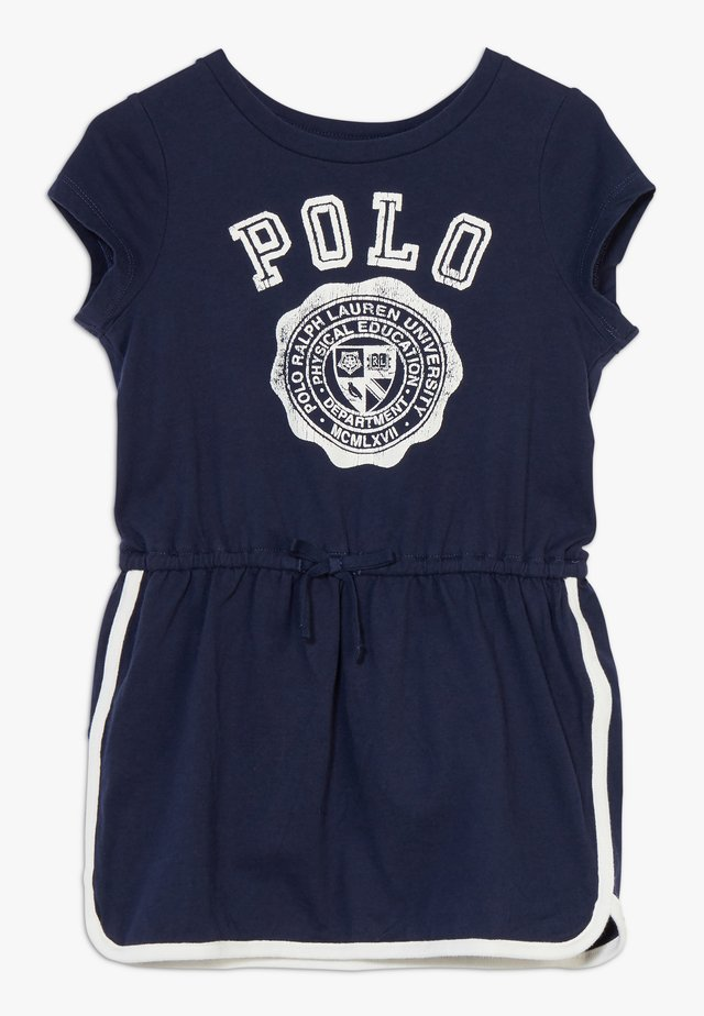 GRAPHIC DRESSES - Vestido ligero - french navy