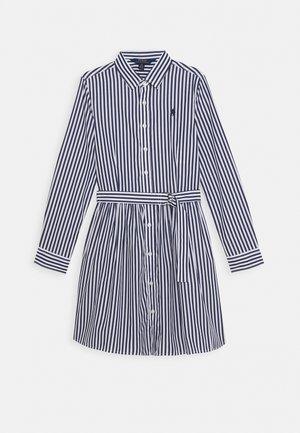 BENGAL DRESSES - Košilové šaty - navy