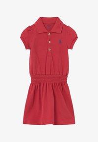 Polo Ralph Lauren - SMOCK - Day dress - nantucket red - 3