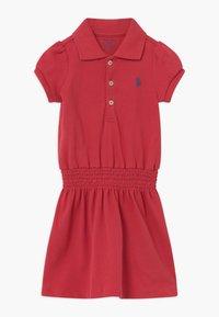 Polo Ralph Lauren - SMOCK - Day dress - nantucket red - 0