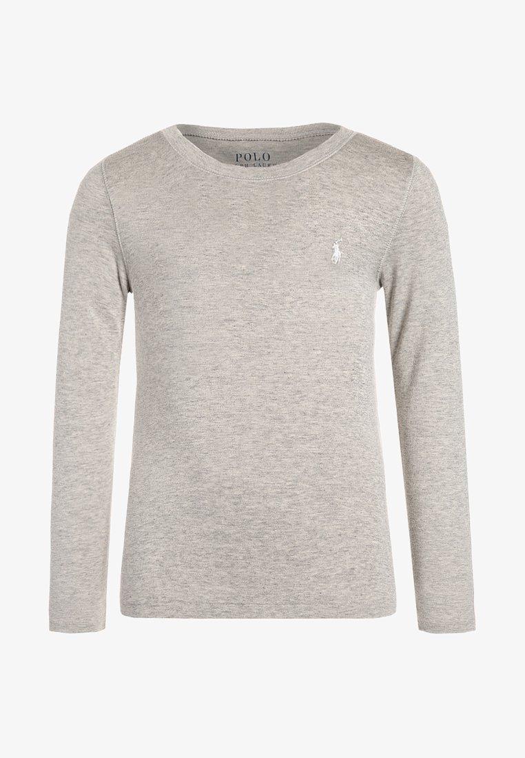 Polo Ralph Lauren - Long sleeved top - light sport heather