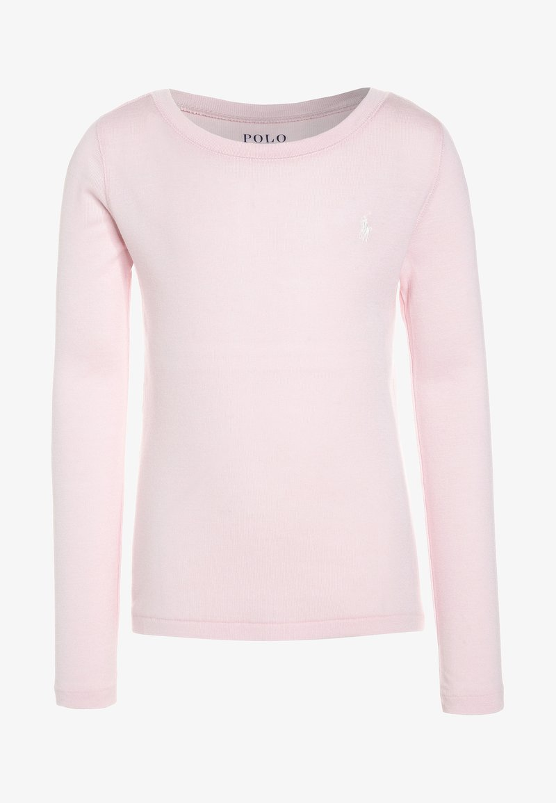 Polo Ralph Lauren - Long sleeved top - hint of pink