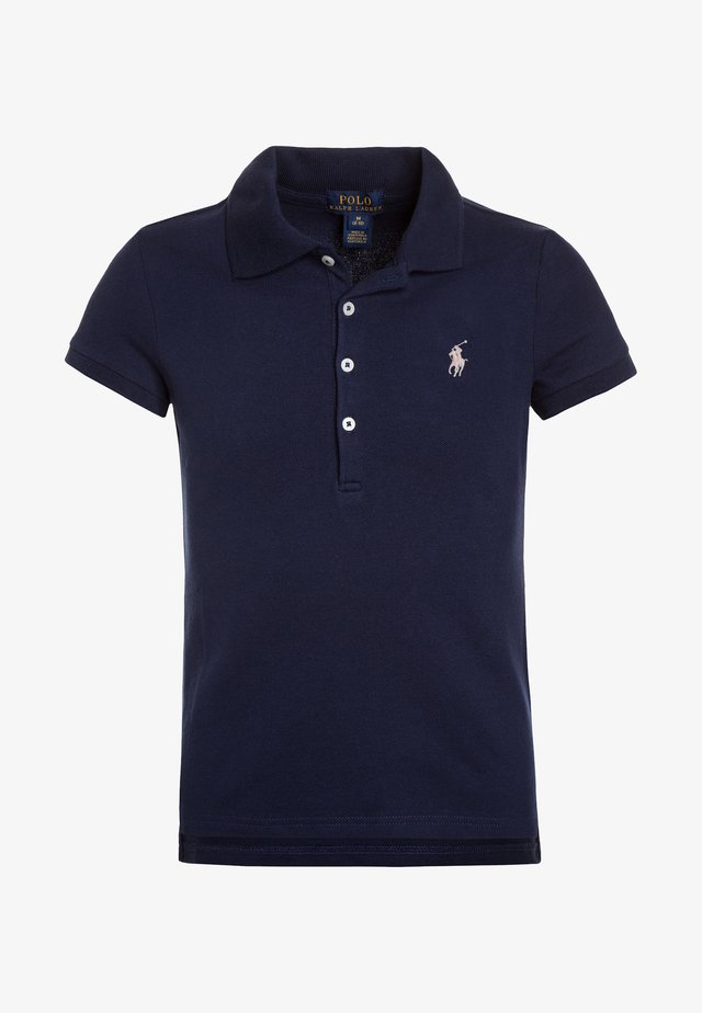 Polo shirt - french navy