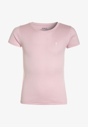 T-Shirt basic - hint of pink